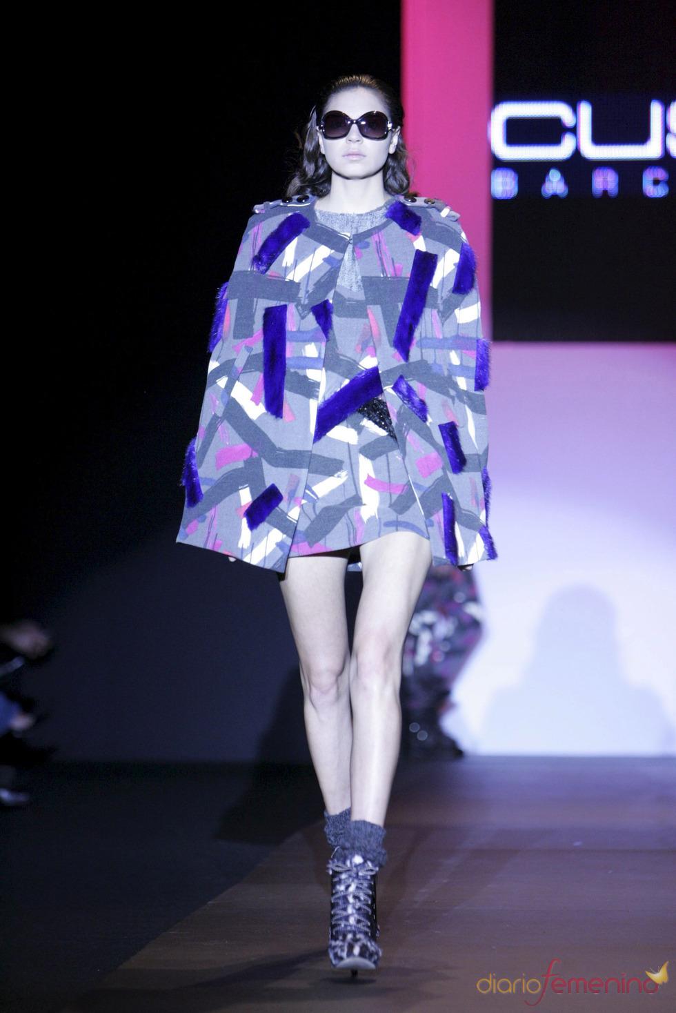 Custo juega con los contrastes en la Miami Fashion Week