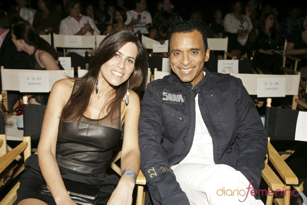 Jon Secada en la Miami Fashion Week