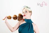 Lindi Lú: tocados llamativos y originales