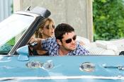 Jennifer Aniston y Gerard Butler en 'Exposados'