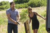 'Exposados': Butler y Aniston inseparables