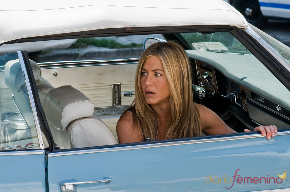 Jennifer Aniston, protagonista de 'Exposados'