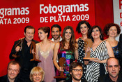 Premios Fotogramas de Plata 2009: galardonados