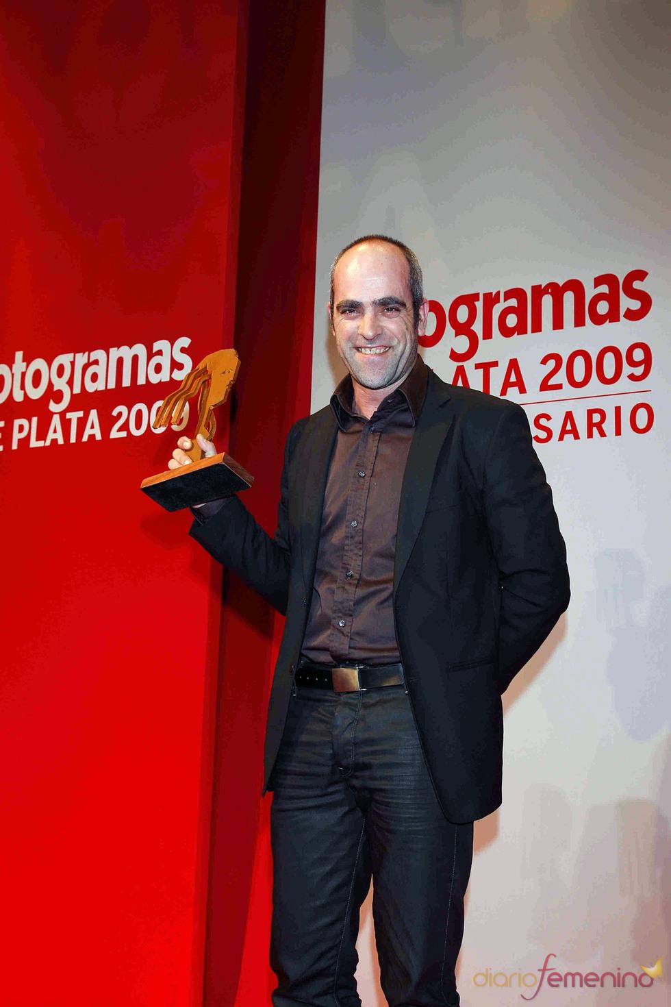 Premios Fotogramas de Plata 2009: Luis Tosar