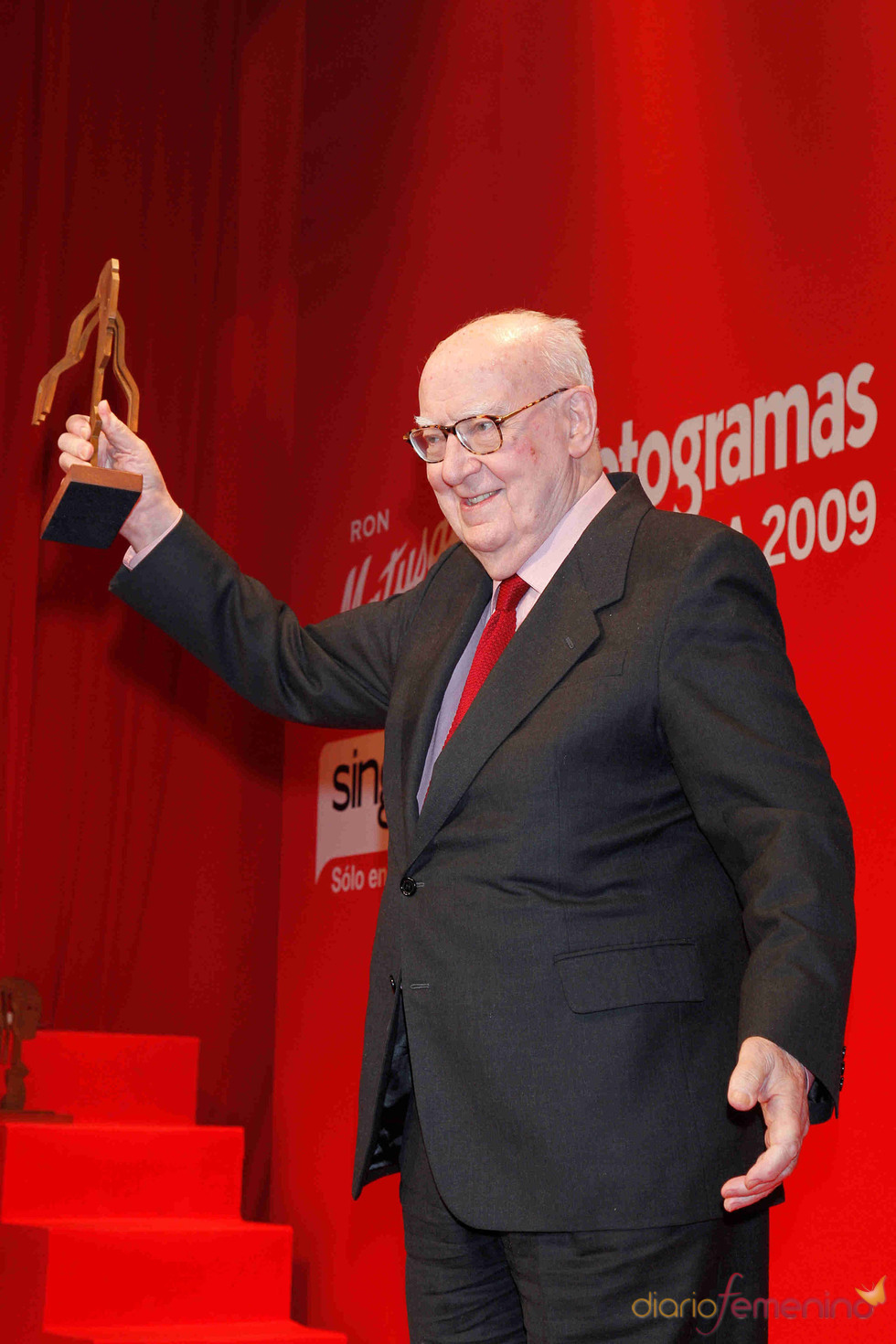Premios Fotogramas de Plata 2009: José Luis Borau
