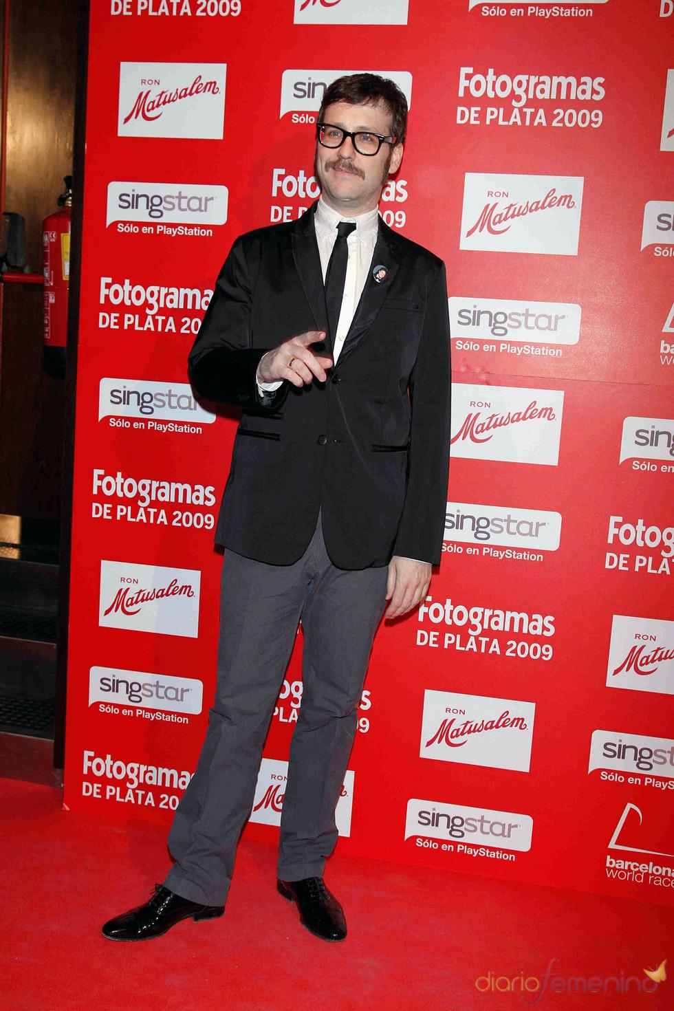 Joaquin Reyes en los Fotogramas de Plata 2009