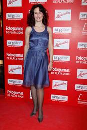 Fotogramas de Plata 2009: Silvia Marsó