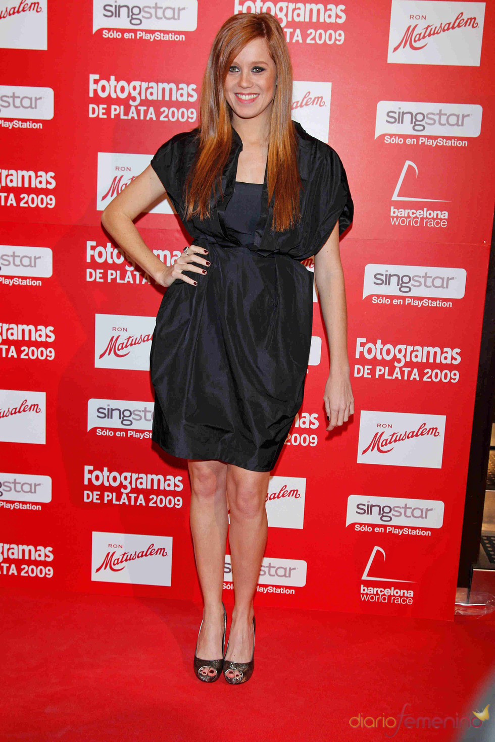 Fotogramas de Plata 2009: María Castro