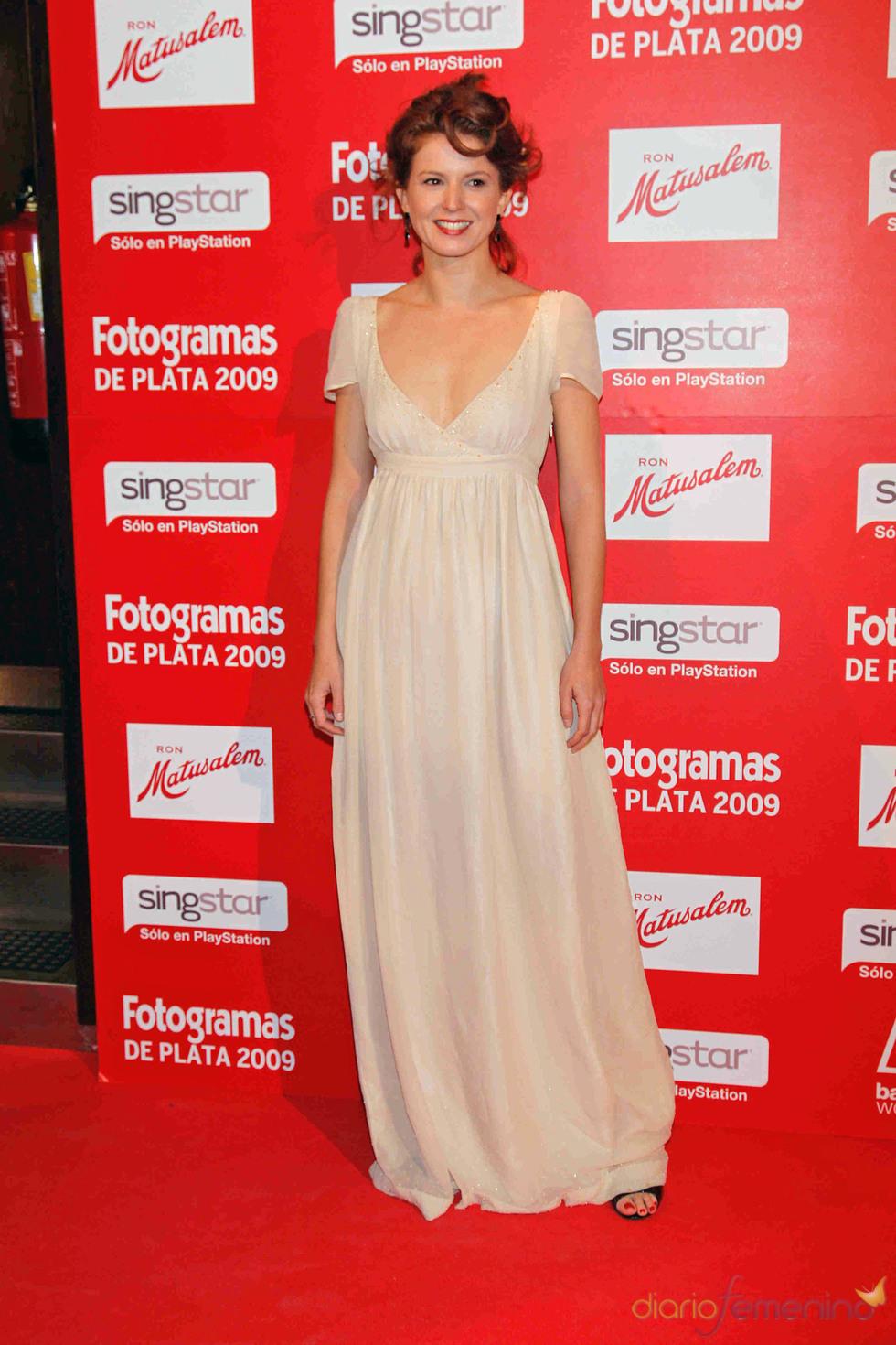 Fotogramas de Plata 2009: Marian Aguilera