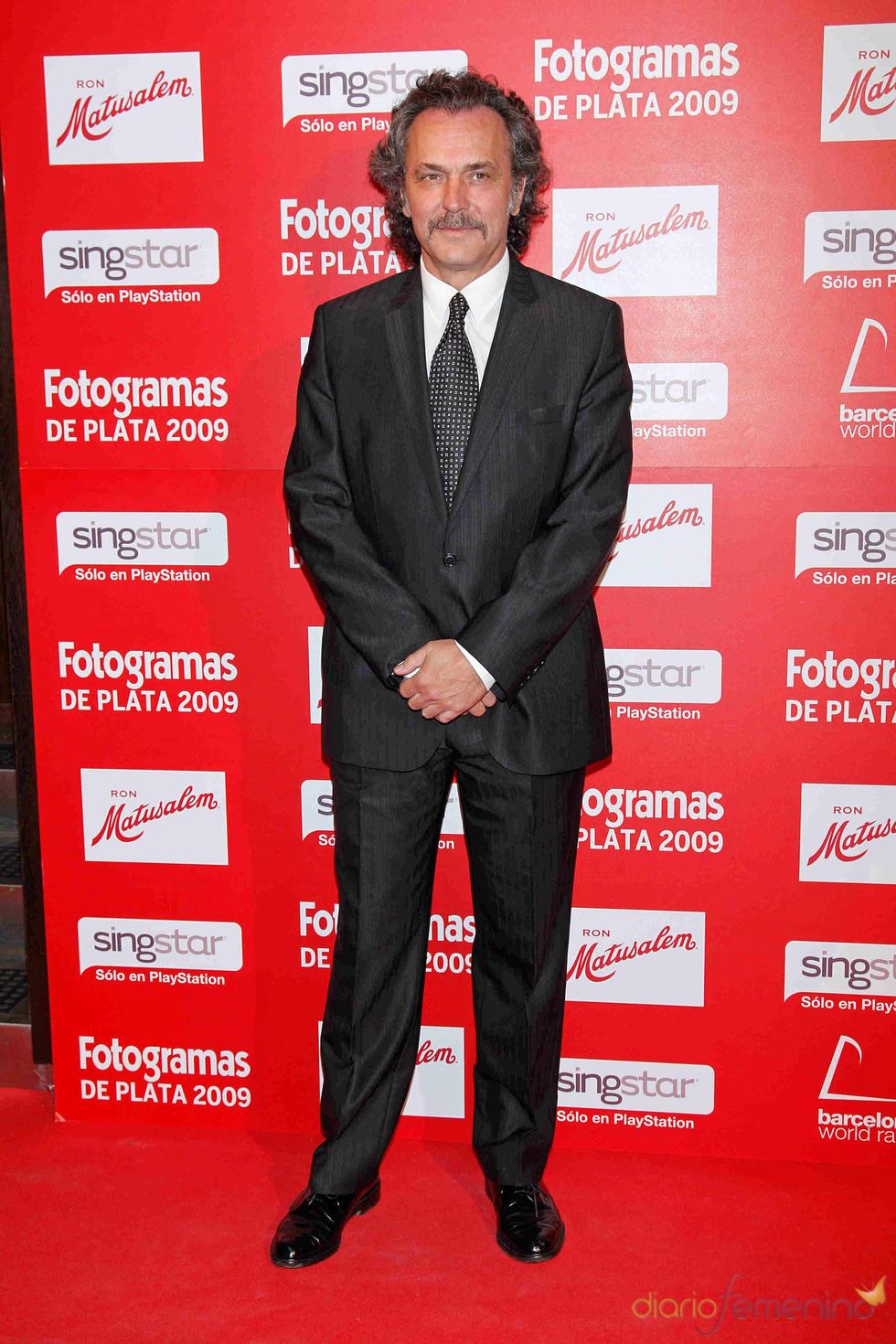 Fotogramas de Plata 2009: José Coronado