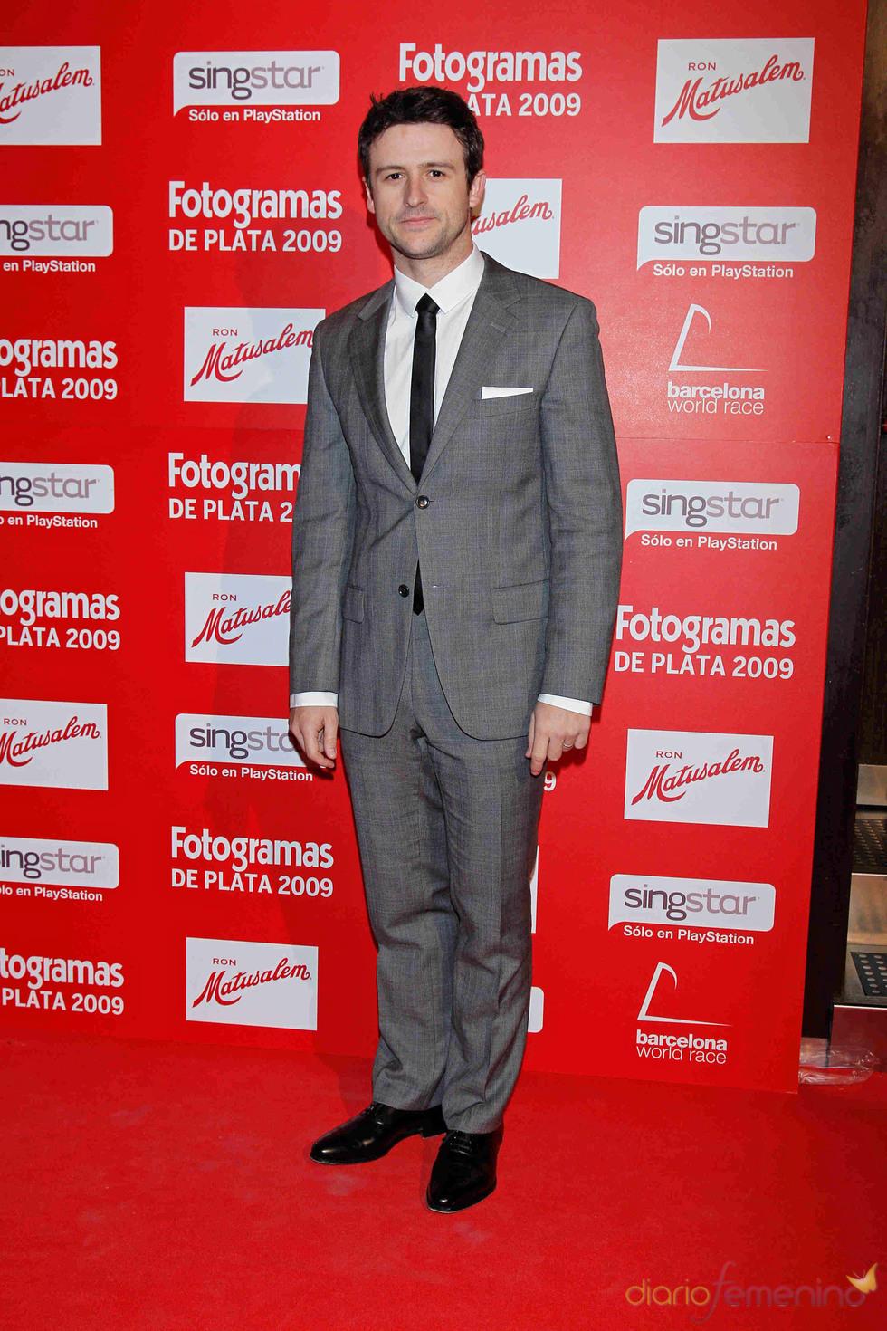 Fotogramas de Plata 2009: Diego Martín