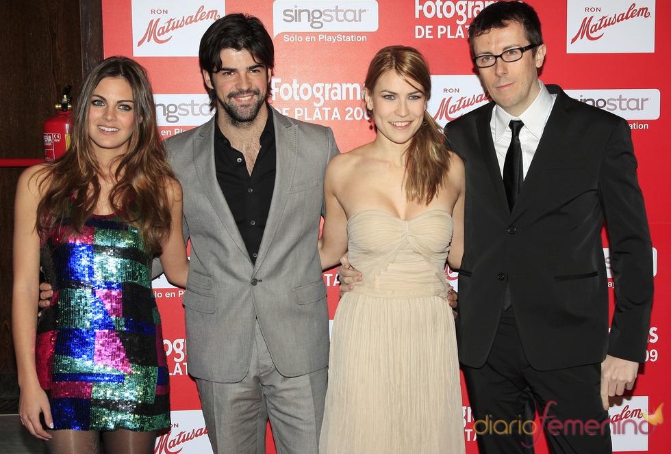 Celebración de los Premios Fotogramas de Plata 2009