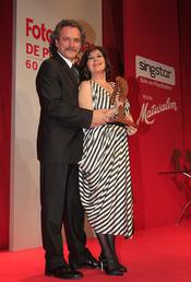 Fotogramas de Plata 2009: José Coronado y Concha Velasco