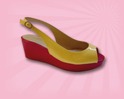 Zapato modelo Funny de Mariló Dominguez