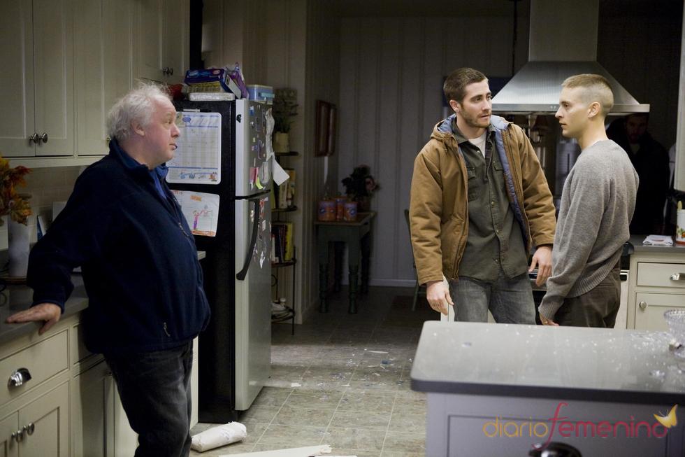 Jake Gyllenhaal y Tobey Maguire en 'Brothers'