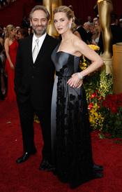 Kate Winslet y Sam Mendes en los Oscar 2009: 1 año hasta romper