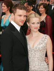 Reese Witherspoon y Ryan Phillippe en los Oscar 2003: 7 meses hasta romper