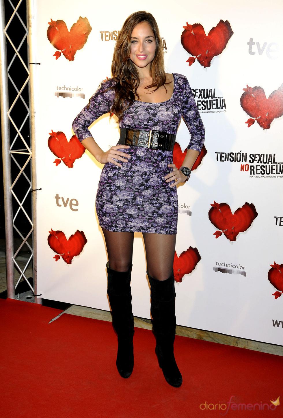 La modelo Lorena Van Heerde