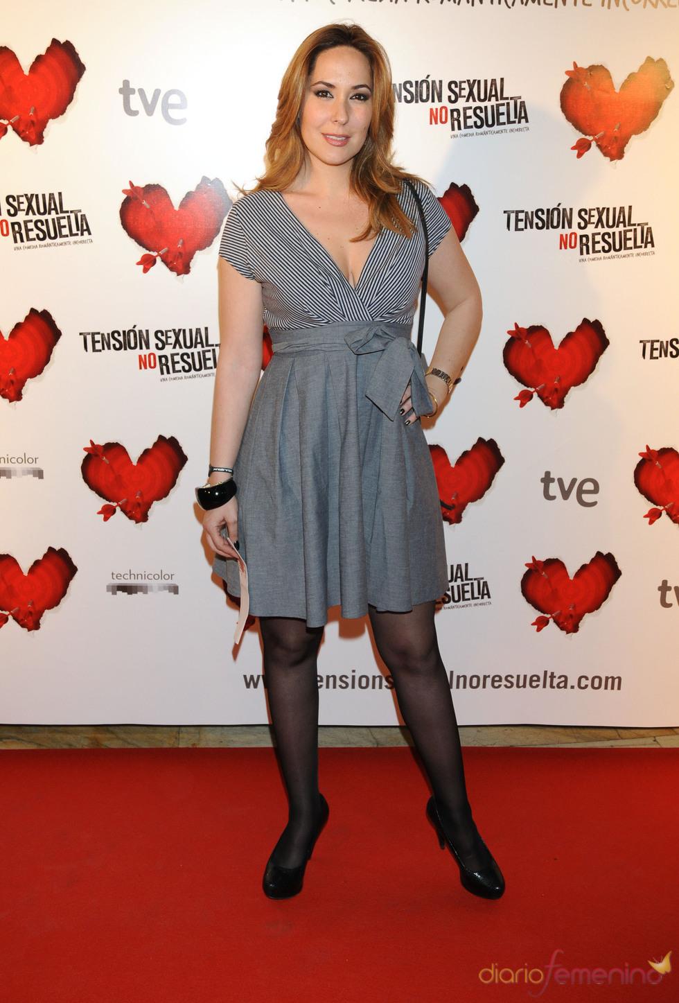 La cantante Rosario Mohedano
