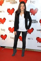 La actriz Thais Blume
