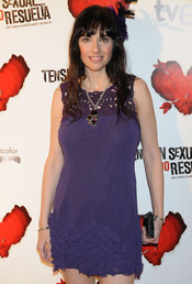 La actriz Beatriz Rico