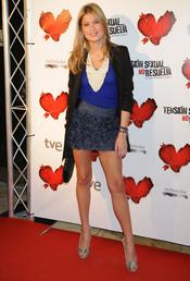 La modelo Carla Pereyro