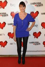 La presentadora Carolina Casado
