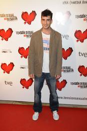 El actor Israel Rodríguez