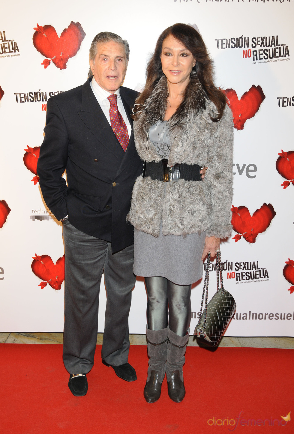 Jaime Ostos y María Ángeles Grajal