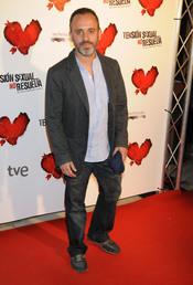El actor Javier Gutiérrez