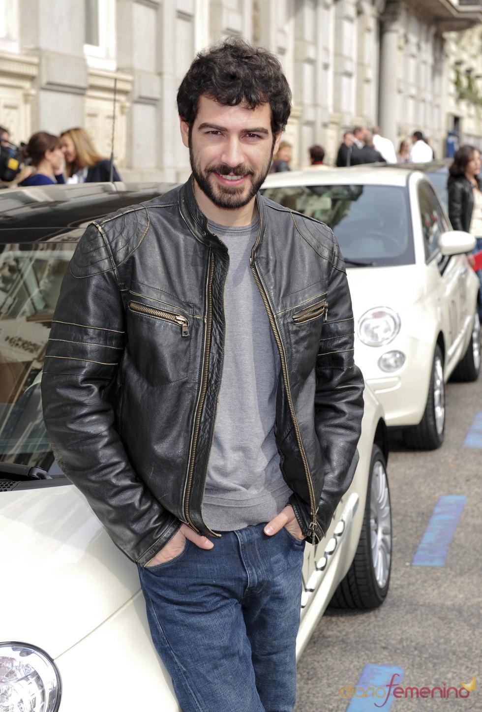 Alejandro Tous, barbudo