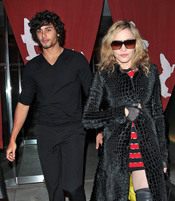 Madonna y Jesús Luz, de paseo por Nueva York