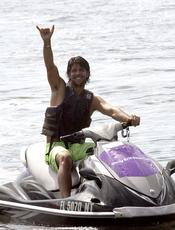 Fernando Verdasco: diversión en Miami