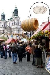 Ferias de Pascua en Praga