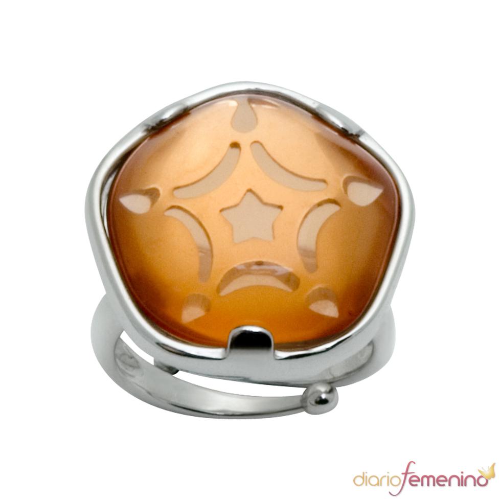 Marduk: anillo naranja de la colección Gula