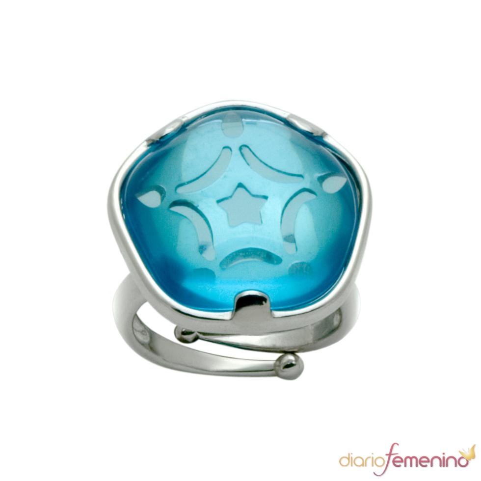 Marduk: anillo azul de la colección Gula
