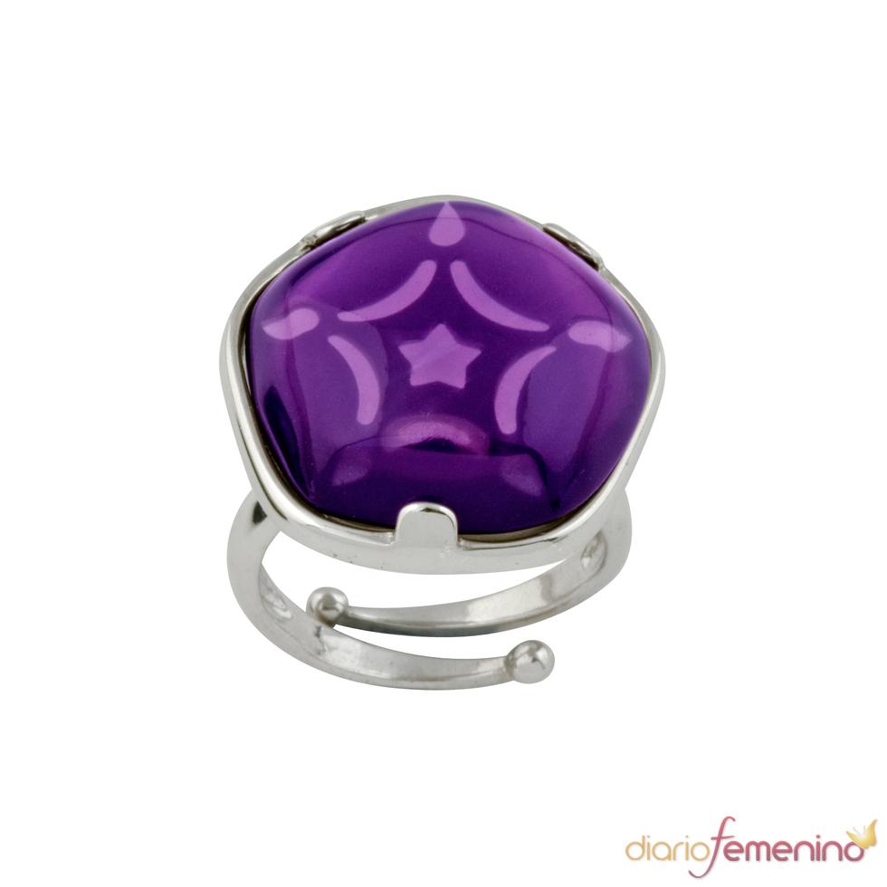 Marduk: anillo violeta de la colección Gula