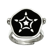Marduk: anillo negro de la colección Lujuria