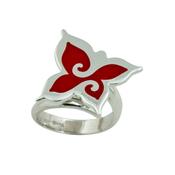 Marduk: anillo rojo de la colección Lujuria