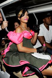 Rihanna en los Kids Choice 2010