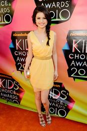 Selena Gomez, de 'Los magos de Waverly Place'