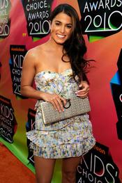 Nikki Reed en los Kids Choice 2010