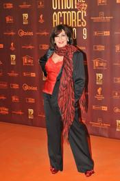 XIX Premios de la Unión de Actores: Concha Velasco