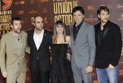 XIX Premios de la Unión de Actores: Reparto de 'Celda 211'