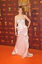 Mar Regueras en los XIX Premios de la Unión de Actores