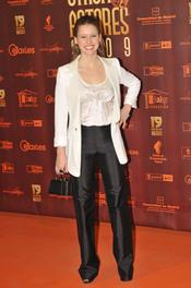 Manuela Velles en los XIX Premios de la Unión de Actores