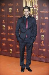 Juan Diego Botto en los XIX Premios de la Unión de Actores