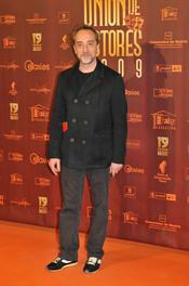 Gonzalo de Castro en los XIX Premios de la Unión de Actores
