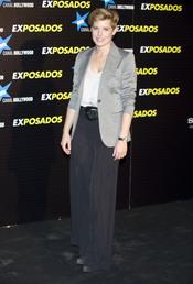 La presentadora Tania Llasera