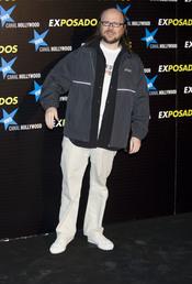 Santiago Segura en la première de 'Exposados'